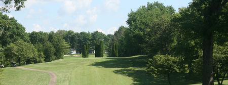 Overview of golf course named Sunset Hills Country Club