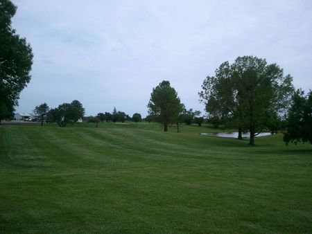 Overview of golf course named Gold Hills Golf Club
