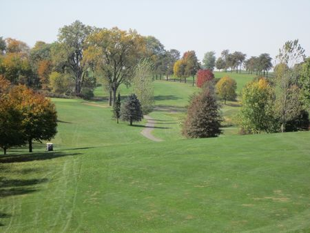 Overview of golf course named Galena Golf Club