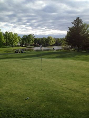 Overview of golf course named Country Club of Sparta