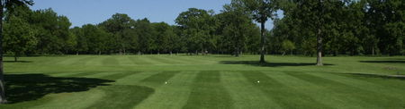 Chick evans golf course cover picture