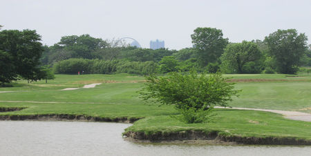 Overview of golf course named Grand Marais Golf Course