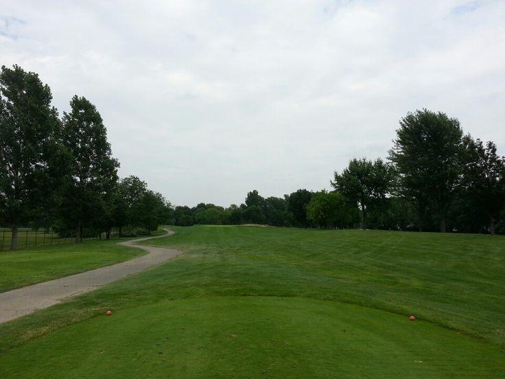 Arlington golf club cover picture