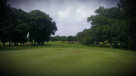 Kankakee elks country club cover picture