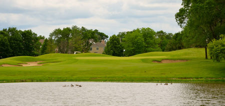 Klein creek golf club cover picture