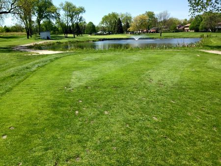 Overview of golf course named Twin Lakes Golf Course