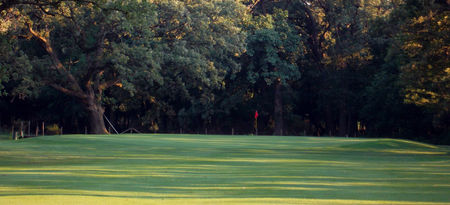 Oak springs golf course cover picture