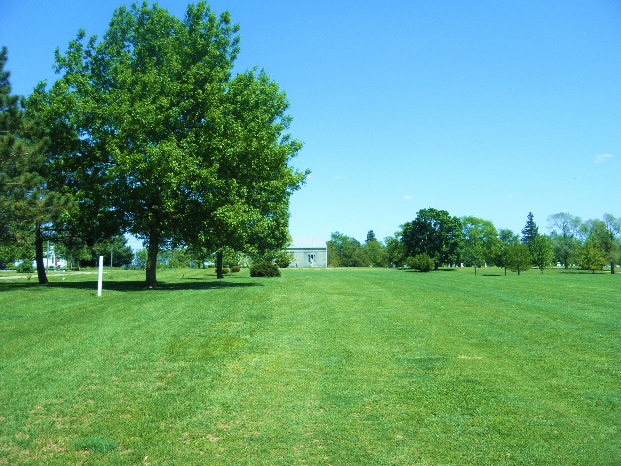 Overview of golf course named Shaw Creek Golf Course
