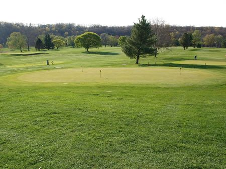 Harrison park golf course cover picture