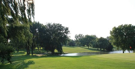 Overview of golf course named Spring Creek Golf Course