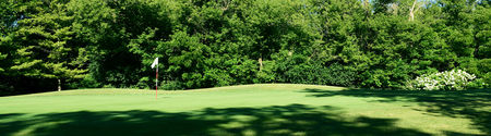 Bliss creek golf course cover picture