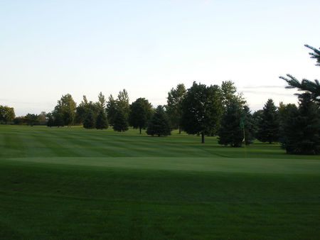 Overview of golf course named Prairie Pines Golf Course