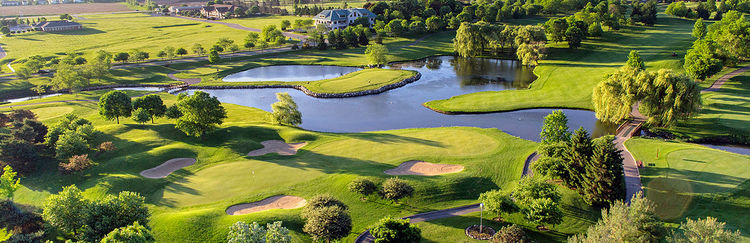 Aldeen golf club cover picture