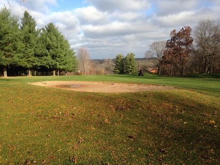 Macktown golf course cover picture