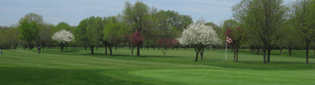 Billy caldwell golf course cover picture