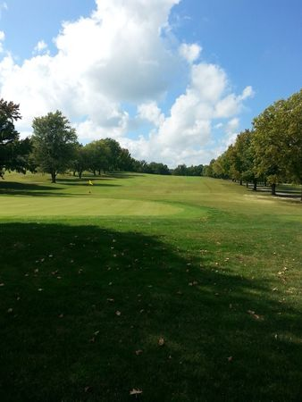 Overview of golf course named Chester Country Club