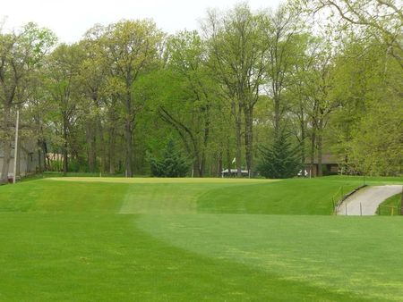 Country hills golf course cover picture