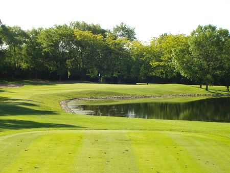 Plum Tree National Golf Course Cover Picture