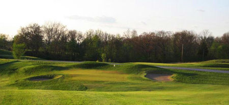 Fairfield golf club cover picture