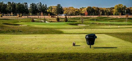 Metamora fields golf club cover picture