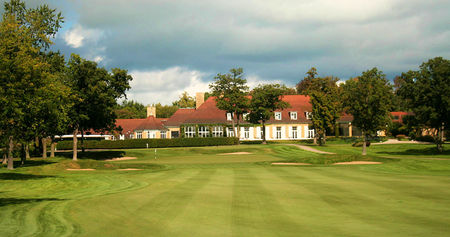 Overview of golf course named Northmoor Country Club
