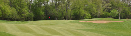 Oak grove golf course cover picture