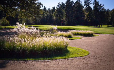 Overview of golf course named Pine Meadow Golf Club