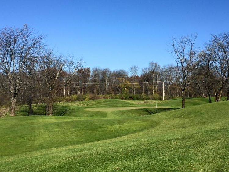 Piper glen golf club cover picture