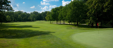 Overview of golf course named Ravinia Green Country Club