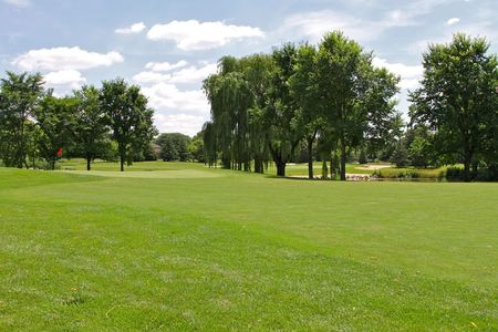 River bend golf course cover picture