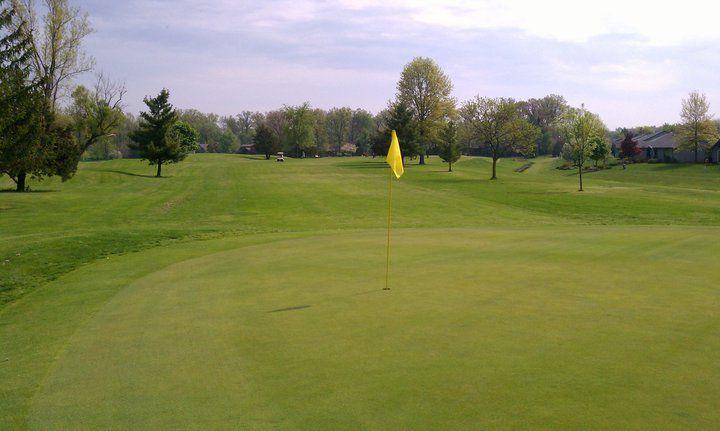 Arlington park golf course cover picture