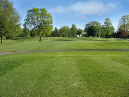 Overview of golf course named Bent Oak Golf Club