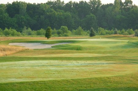 Brassie Golf Club, The Cover Picture