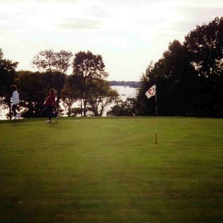 Cold springs golf course cover picture