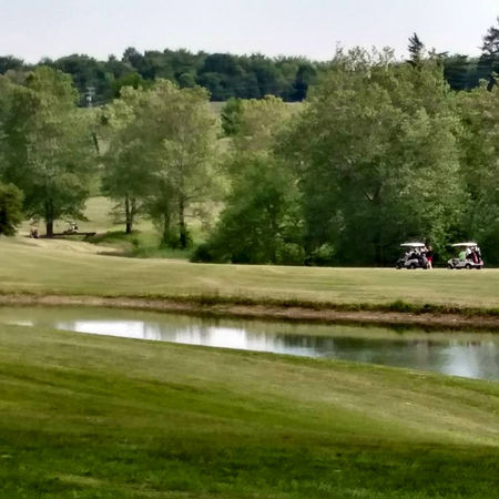 Country View Golf Course Cover Picture
