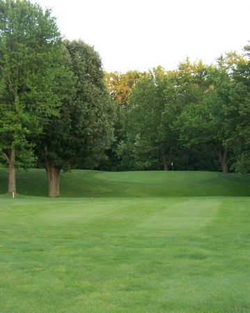Overview of golf course named Dykeman Park Golf Course
