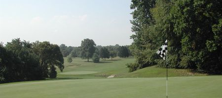 Overview of golf course named Forest Park Golf Course