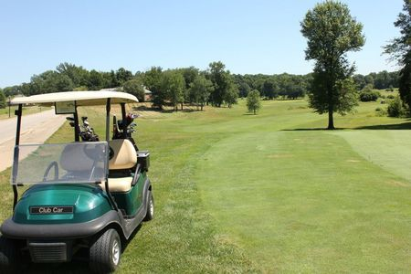 Idle Creek Golf Course Cover Picture