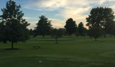 Matthews Park Golf Course Cover Picture