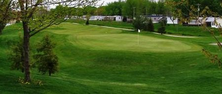 Overview of golf course named Meadowbrook Golf Course