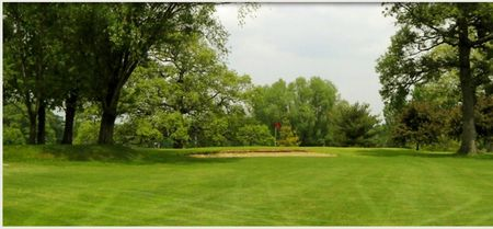 Overview of golf course named Oak Grove Country Club