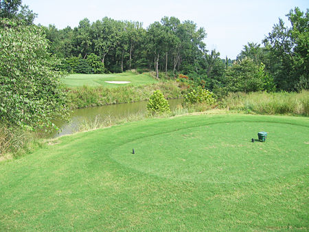 Overview of golf course named Quail Crossing Golf Club