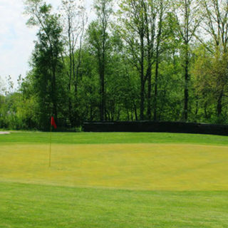 Whispering creek golf club cover picture