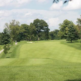 Audubon golf and country club cover picture