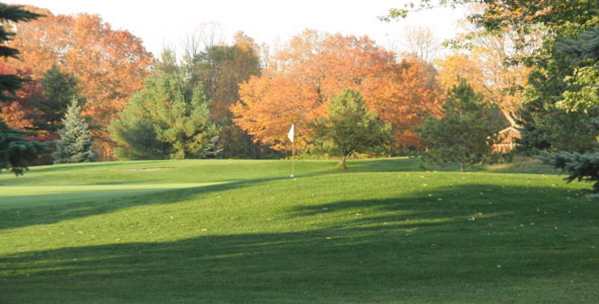 Alpena golf club cover picture