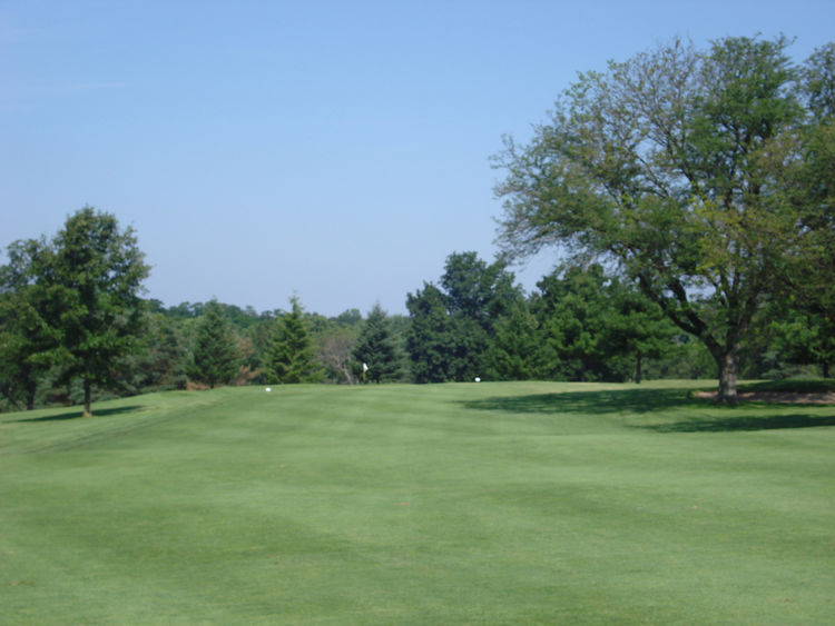Arbor hills golf club cover picture