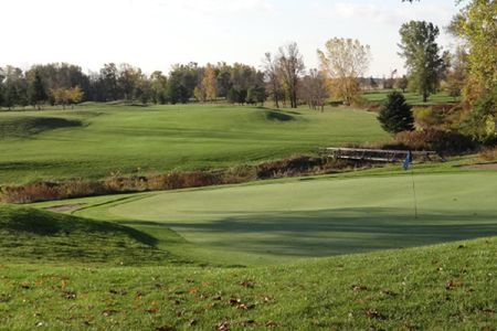 Overview of golf course named Bird Creek Golf Club