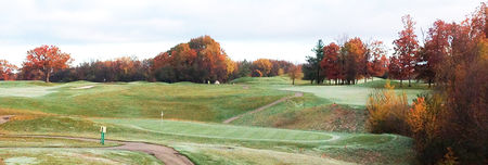 Overview of golf course named Devil's Ridge Golf Club