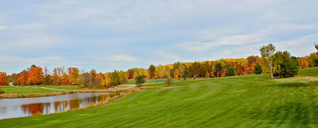 Overview of golf course named Eagle Ridge Golf Course