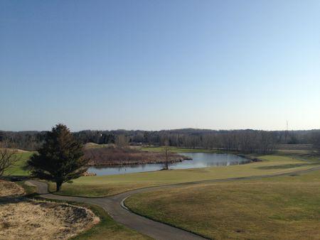 Overview of golf course named Eldorado
